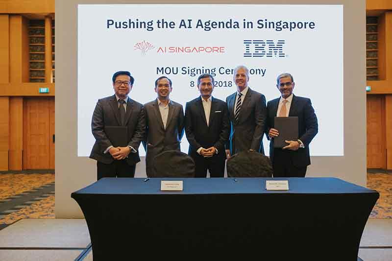 AI Singapore forges partnership to push Singapore's AI Agenda