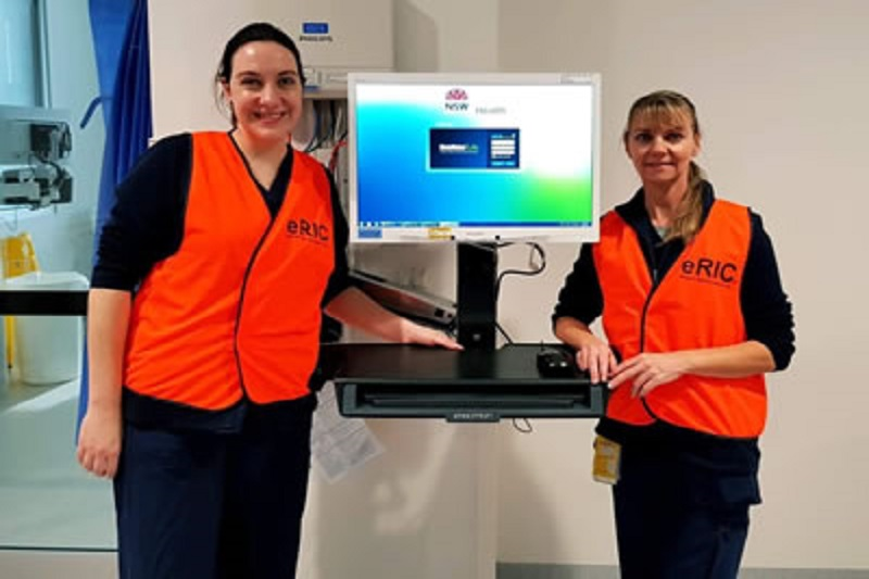 Hospital in NSW improves ICU patient-care through electronic record for intensive care
