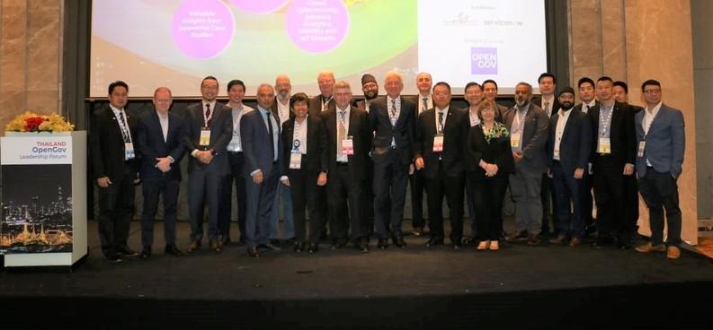 Thailand OpenGov Leadership Forum 2019