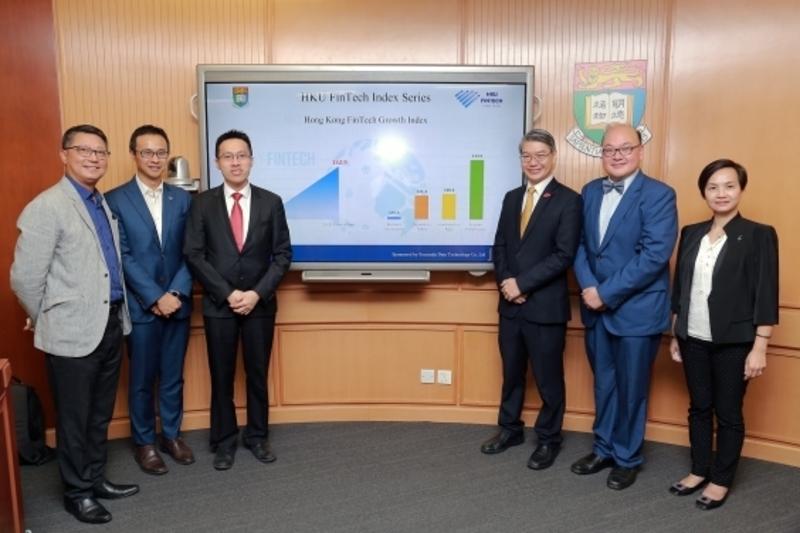 Hong Kong University FinTech Index Series