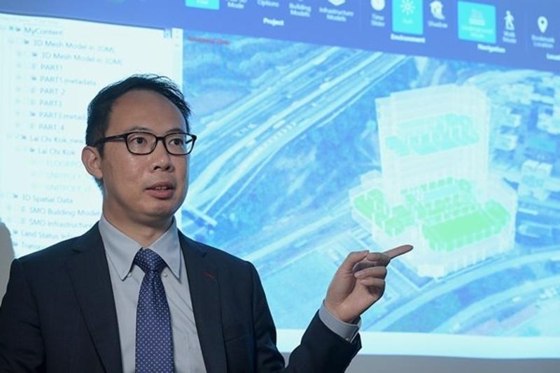 Hong Kong 3D Mapping Technology