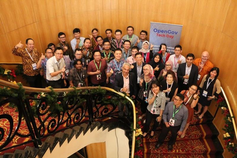 OpenGov Tech Day Data Monetisation - Transforming Big Data into Big Value