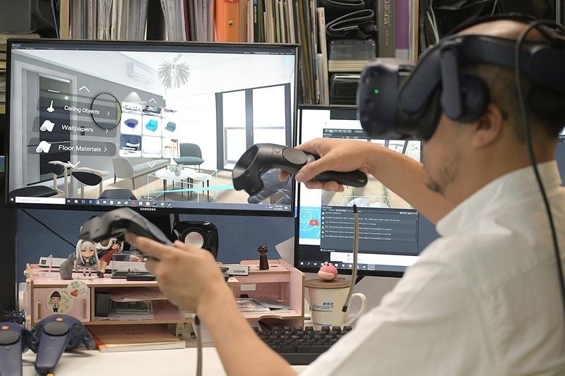 Hong Kong Virtual Reality Application