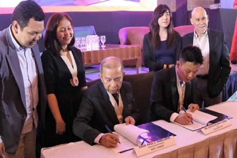 DOST-PCIEERD and Singaporean Firm Fund for Philippine Blockchain Start-ups